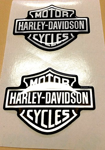 harley-davidson-coppia-adesivi-resinati-3d-silver-resinato