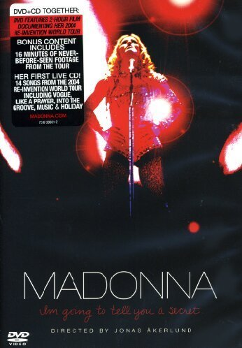 Madonna - I'm Going To Tell You A Secret [Live] [DVD CD] [2005]