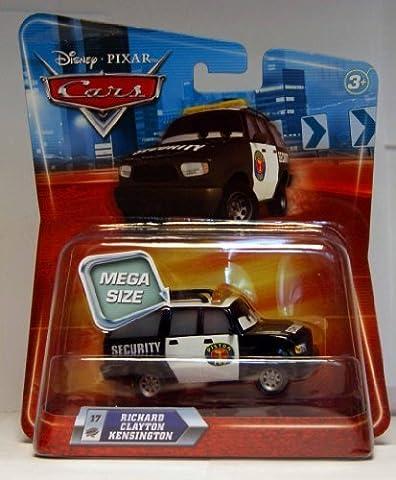 Disney Cars - The Movie - Mega Size - Richard Clayton Kensington #17 by Disney