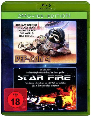 Starfire (Solar Crisis) - Def-Con 4 [Blu-ray]