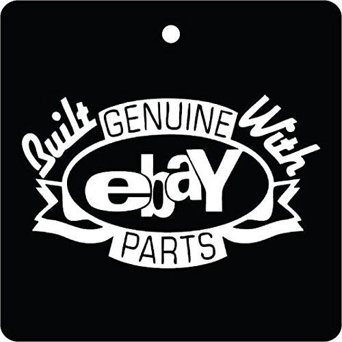 Deodorante Per Auto BUILT WITH GENUINE EBAY PARTS