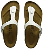 BIRKENSTOCK Gizeh BF Magic Snake White 42