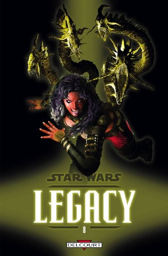 Star Wars - Legacy T08 - Monstre