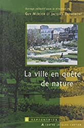 La ville en quête de nature
