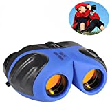 : Toys for 3-8 Years Old Boys Girls, DMbaby 8x21 Compact Telescope Binoculars Wildlife & Theater Boys Gifts 3-10 Years Old to Blue DL02