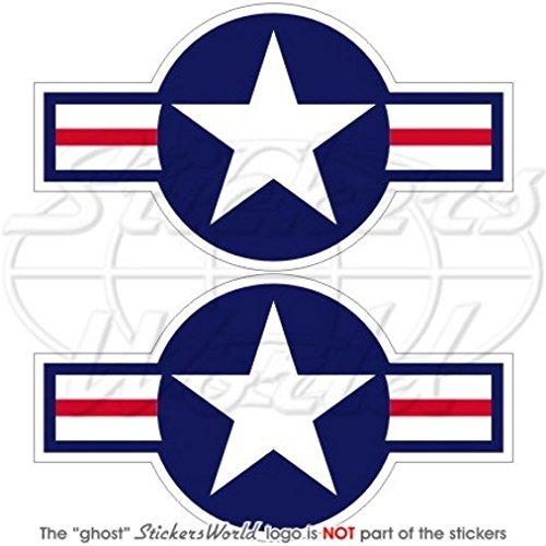 forces-armees-des-etats-unis-avion-de-spitfire-usaf-states-marine-corps-us-navy-94-cm-95-mm-stickers