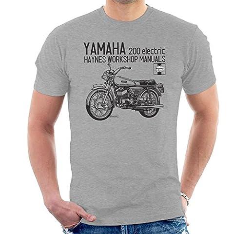 Haynes Owners Workshop Manual Yamaha 200 Electric Men's