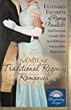 A Taste of Traditional Regency Romances: Extended excerpts of Regency novels (Bluestocking League Book 1)