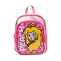 Nintendo Super Mario Bros.Princess Peach Kids White (Bpy10127Ntn) Children