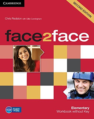 face2face 2nd Elementary Workbook without Key