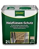 Ultrament Holzfliesen-Schutz (kdi Holz), naturbraun, 2l