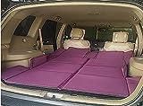Auto Schock Bett nicht pneumatischen Auto Auto Auto wesentlichen Reise Erwachsener Matratze Auto Auto SUV Matratze ( farbe : Schwarz )