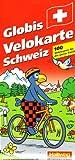 Globis Velokarte Schweiz -