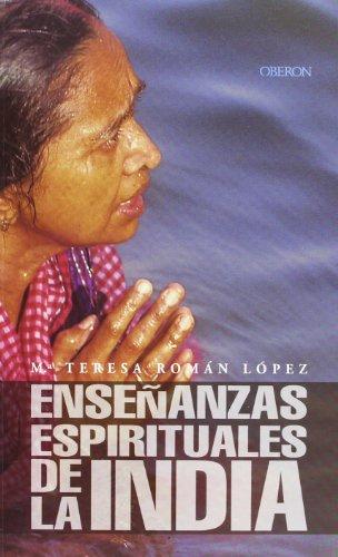 Enseñanzas espirituales de la India (Sendas)