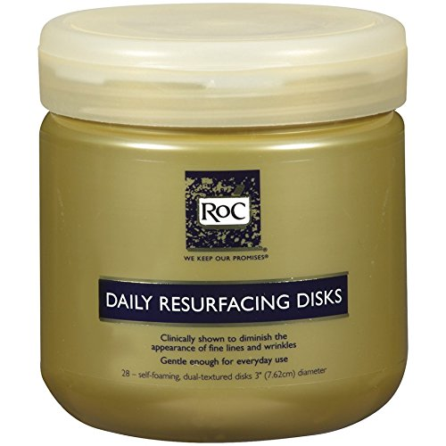 RoC Daily Resurfacing Disks, 3 Inch, 28 Disks by RoC