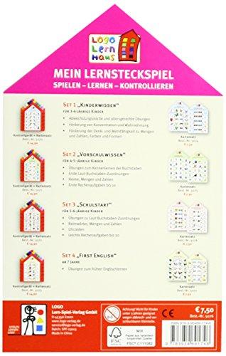 Logo Lernhaus: Kartenset Schulstart - 2