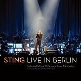 POP CD, Sting live in Berlin(CD+DVD)[002kr]