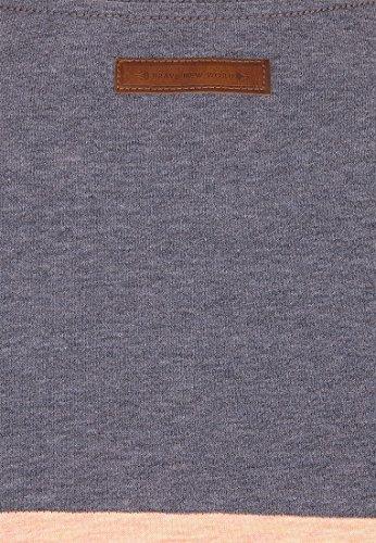 Naketano Male Sweatshirt Schniedeldance Scarface Melange