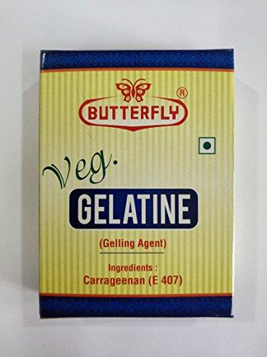 Butterfly Veg Gelatine(carrageenan)