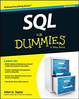 SQL For Dummies by [Taylor, Allen G.]