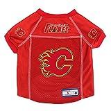 Littlearth NHL Calgary Flames Haustier-Trikot, Größe XS