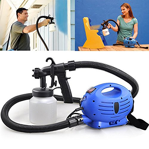reelva-650w-electric-paint-sprayer-fence-spray-zoom-gun-diy-tool-painting-indoor-outdoor-large-small