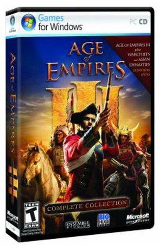 Age of Empires III - Complete Collection (PC DVD) [Edizione: Regno Unito]