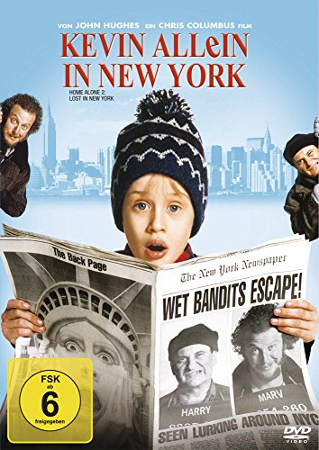 Kevin - Allein in New York (York Times-dvd New)