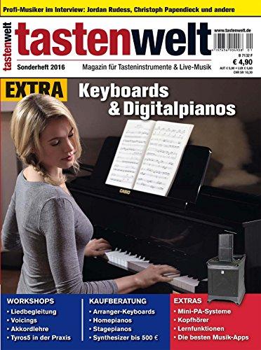 tastenwelt EXTRA 2016: Keyboards und Digitalpianos