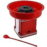 Systafex Zuckerwattemaschine ZUCKERWATTE MASCHINE Zukerwatte-Maschine 500W für Zuhause