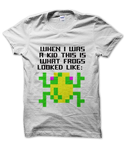 Frogger When I Was a Kid This Is What Frogs Looked Like T-shirt