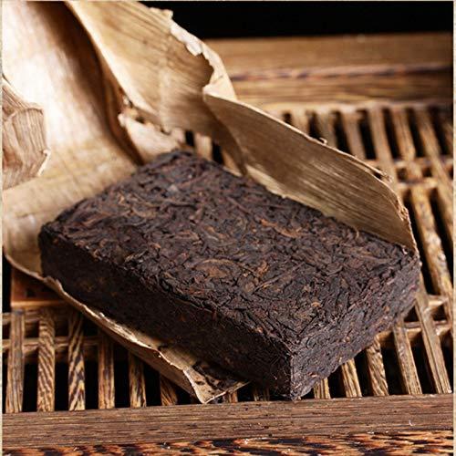 Té antiguo de Yunnan Puer 250 g (0.55LB) Té chino de calidad superior Pu Er Té de Puerh Té de Pu'er Té negro Té chino Té maduro Té de Pu-erh Árboles viejos Té de Pu erh Té cocido Té rojo