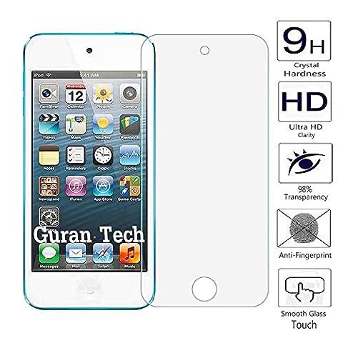 Guran® Glass Protector pour Apple iPod Touch 6 (4.0zoll) Smartphone Screen Verre Trempé Protecteur d'écran Résistant aux
