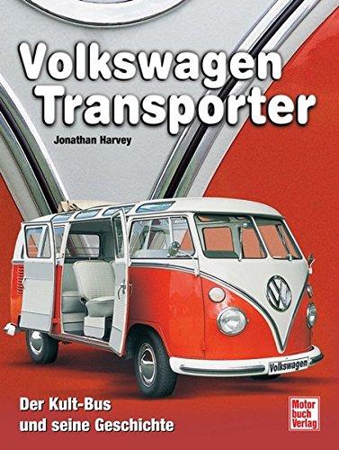 Volkswagen Transporter: Der Kult-Bus und seine Geschichte