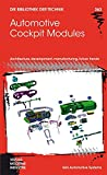 Automotive Cockpit Modules (Die Bibliothek der Technik (BT))