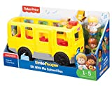 Fisher-Price fkc67 Little People Sit With Me Schule Bus Aktivität Spielzeug