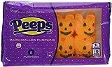 Produkt-Bild: (SAISONAL) Peeps Marshmallow-Kürbisse 31 g, 6er Packung (6 x 31 g)