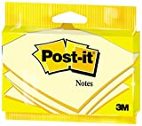 Post-it 6830GB Haftnotiz (Notes, 127 x 76 mm, 70 g/qm, 100 Blatt) gelb
