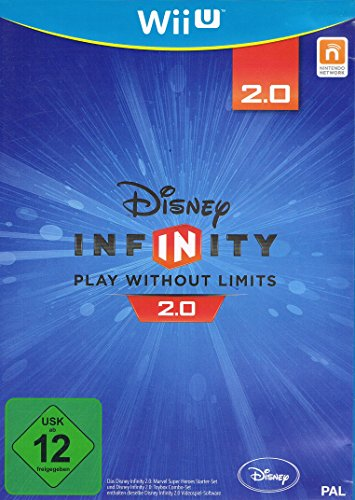 Diney Infinity 2.0 (nur Software) - Wii U (Spiel Disney U Wii Infinity)