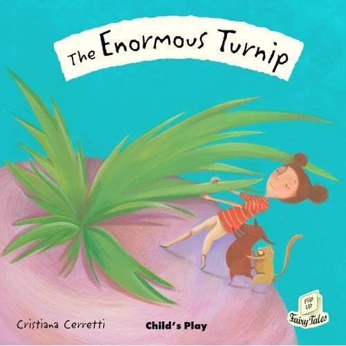 The Enormous Turnip (Flip-Up Fairy Tales) by Cristiana Cerretti (Illustrator) (1-Mar-2011) Paperback