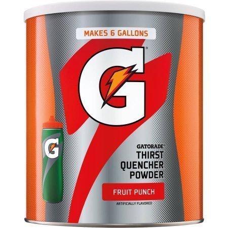 Gatorade Thirst Quencher Fruit Punch Sports Drink Mix, 51 Oz by Gatorade -