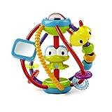 Bright Starts Clack and Slide Activity Ball - Bright Starts - amazon.co.uk