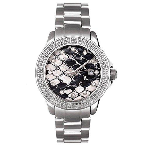 Joe Rodeo con orologio da donna - argento ZIBRA 1,25 ctw