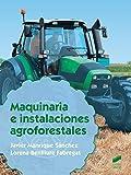 En esta obra se describe la maquinaria, los equipos, las herramientas, los aperos y las instalaciones agroforestales que se utilizan en la agricultura, el paisajismo y el mundo forestal, así como su gestión y mantenimiento. Estos contenidos se distri...