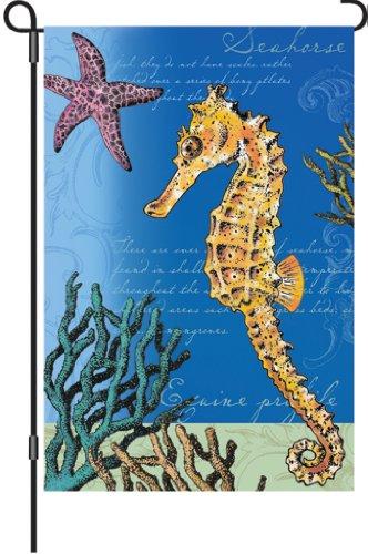 Premier 51942Garten beleuchtet Flagge, Schwimmen Seepferdchen, 12von 18