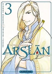 Arslan Edition simple Tome 3