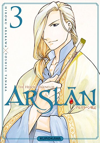 Arslan Edition simple Tome 3