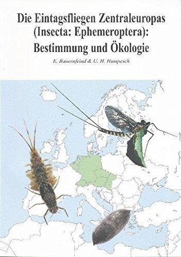 Die Eintagsfliegen Europas (Insecta: Ephemeroptera): Bestimmung und Ökologie