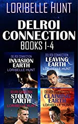 Delroi Connection: Books 1-4