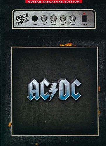 AC/DC: Backtracks - Guitar TAB: Songbook für Gitarre (Guitar Tablature - Ac Tabs